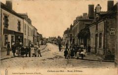 Chilleurs-aux-Bois Route d'Orléans - Chilleurs-aux-Bois