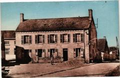 La Brosse-Santeau - Place de la Mairie - Santeau