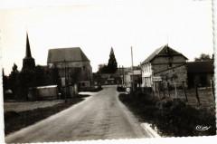 Chambon-la-Foret - Route de Nibelle - Chambon-la-Forêt