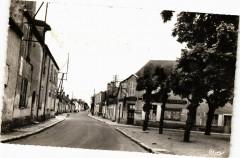 Nancray-sur-Rimarde - Grande Rue - Nancray-sur-Rimarde