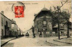 Bazoches-les-Gallerandes - Grande Rue - Bazoches-les-Gallerandes