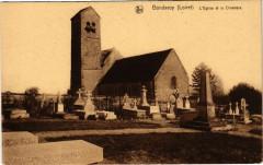 Bondaroy - L'Eglise et le Cimetiere - Bondaroy