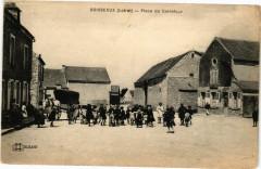 Boisseaux - Place du Carrefour - Boisseaux