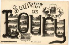 Souvenir de Loury - Loury