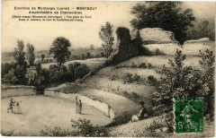Montbouy - Amphitheatre de Chenevieres - Montbouy