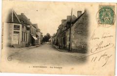 Montcresson - Rue Principale - Montcresson