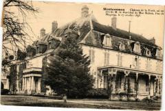 Montcresson - Chateau de la Foret - Montcresson