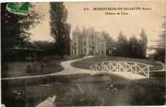 Menestreau en Villette - Chateau du Ciran - Ménestreau-en-Villette