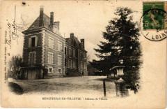 Menestreau en Villette - Chateau de Villette - Ménestreau-en-Villette