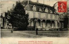 Chateau de la Foret par Montcresson - Ancienne Residence - Montcresson