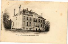 Chateau Cheneviere par Montcresson - Montcresson
