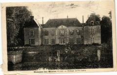 Huisseau sur Mauves - Chateau de Pre Lefort - Huisseau-sur-Mauves