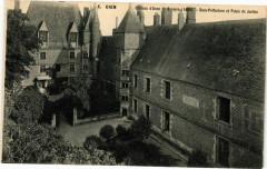 Gien - Chateau d'Anne de Beaujeu 45 Gien