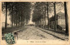 Gien - Avenue de la Gare 45 Gien