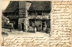 Gien - Ancienne Auberge 45 Gien