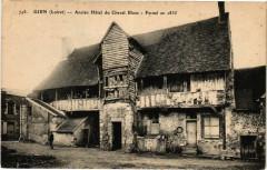 Gien - Ancien Hotel du Cheval Blanc 45 Gien
