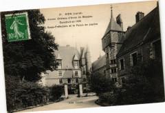 Gien - Ancien Chateau d'Anne de Beaujeu 45 Gien