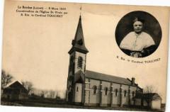 Le Bardon - Consecration de l'Eglise - Le Bardon