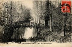 Escrennes-L'Oeuf et le Pont rustique - Escrennes
