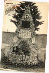 Dammarie sur Loing-Monument eleve - Dammarie-sur-Loing