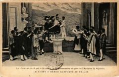 La Chapelle Saint-Mesmin-Representation en grec de l'Antigone - La Chapelle-Saint-Mesmin