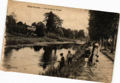 Checy-Les bords du Canal - Chécy