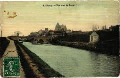 Checy - Vue sur le Canal - Chécy