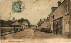 Chilleurs-aux-Bois - Route de Pithiviers - Chilleurs-aux-Bois