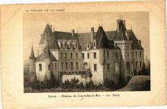 La Vallée de la Loire - Loiret - Chateau de Courcelles-le Roi - Courcelles-le-Roi