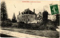 Cheneviere par Montcresson - - Montcresson