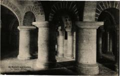 Saint-Benoit-sur-Loire - La Crypte - Saint-Benoît-sur-Loire