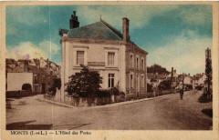 Monts L'Hotel des Postes - Monts