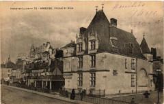Amboise L'Hotel de Ville - Amboise