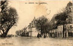 Amboise Quai Charles Guinot - Amboise