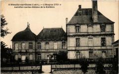 Preuilly-sur-Claise L'Hospice Xvii s. - Preuilly-sur-Claise