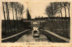 La Guerche Pont du Canal - La Guerche