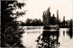 Yzeures-sur Creuse La baignade sur la Creuse - Yzeures-sur-Creuse