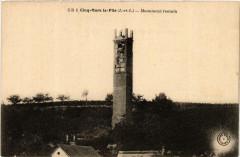 Cinq-Mars-la-Pile Monument romain - Cinq-Mars-la-Pile