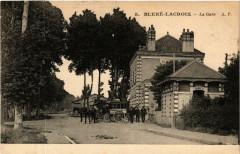 Blere-Lacroix La Gare - Bléré