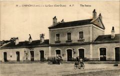 Chinon La Gare - Chinon