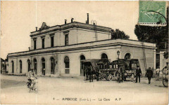 Amboise La Gare - Amboise