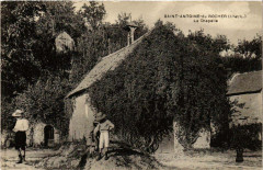 Saint-Antoine-du Rocher La Chapelle - Saint-Antoine-du-Rocher