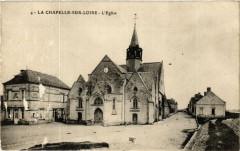 La Chapelle-sur-Loire Eglise - La Chapelle-sur-Loire