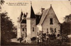Env. de Ligueil Chateau de la Roche-Bertault - Ligueil