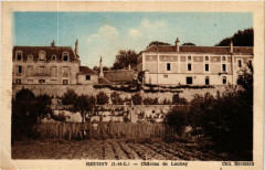 Reugny Chateau de Launay - Reugny