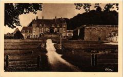 Chancay Chateau de Valmer - Entrée principale - Chançay