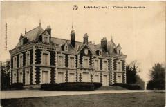 Autreche Chateau de Beaumarchais - Autrèche