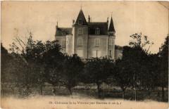 Chateau de la Vilain par Esvres - Esvres