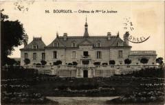Bourgueil Chateau de Mme Le Jouteux - Bourgueil