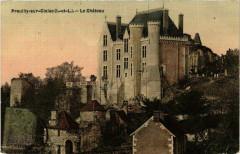 Preuilly-sur-Claise Le Chateau - Preuilly-sur-Claise